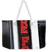 Bare Foot Weekender Tote Bag by Karol Livote