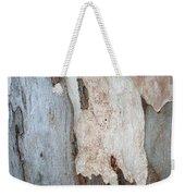 Bark Of A Eucalyptus Tree Weekender Tote Bag