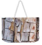 Bark On A Tree In The Desert In Sedona Weekender Tote Bag
