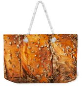 Bark With No Bite Weekender Tote Bag