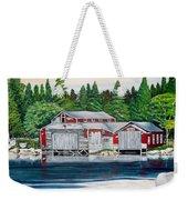 Barkhouse Boatshed Weekender Tote Bag