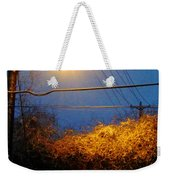 Barksdale Blue And Yellow  Weekender Tote Bag