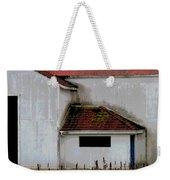 Barn - Geometry - Red Roof Weekender Tote Bag