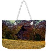 Barn And Diamond Reo-featured In Barns Big And Small Group Weekender Tote Bag