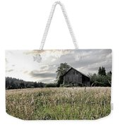 Barn And Grass Weekender Tote Bag
