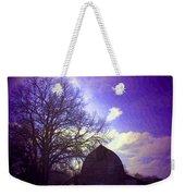 Barn And Oak Digital Painting Weekender Tote Bag