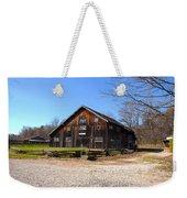 Barn At Billie Creek Village Weekender Tote Bag