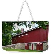 Barn At Greene Valley Weekender Tote Bag