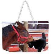 Barn Buddies Weekender Tote Bag