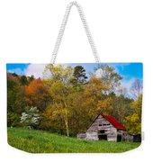 Barn Colors Weekender Tote Bag