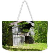 Barn From The Forgotten Farm 3 Weekender Tote Bag