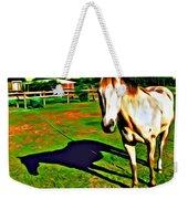 Barn Horse Weekender Tote Bag