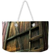 Barn In May Moonlight Weekender Tote Bag