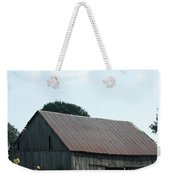 Barn In The Grass Weekender Tote Bag