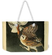 Barn Owls Weekender Tote Bag