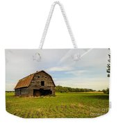 Barn On The Field Weekender Tote Bag