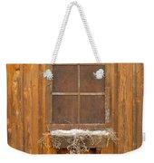 Barn Window 3348 Weekender Tote Bag