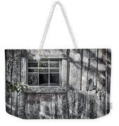 Barn Window Weekender Tote Bag