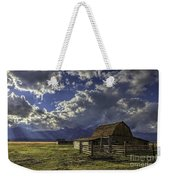 Barn With A View Weekender Tote Bag