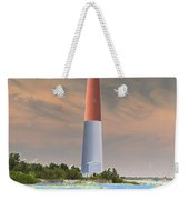 Barnegat Abstract Weekender Tote Bag