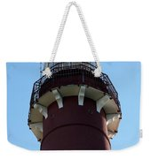 Barnegat Light - Lighthouse Top Weekender Tote Bag