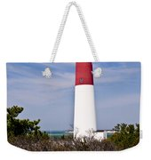 Barnegat Lighthouse Weekender Tote Bag