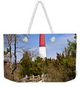 Barnegat Lighthouse II Weekender Tote Bag