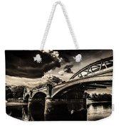 Barnes Rail Bridge Weekender Tote Bag