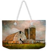 Barns In The Country Weekender Tote Bag
