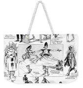 Barnum And Bailey, 1898 Weekender Tote Bag