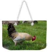 Barnyard Rooster 2 Weekender Tote Bag