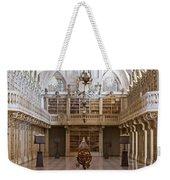 Baroque Library  Weekender Tote Bag