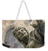 Baroque Statue Depicting Avarice Weekender Tote Bag