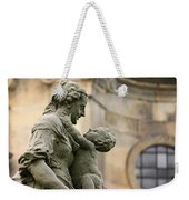 Baroque Statue Depicting Motherhood Weekender Tote Bag