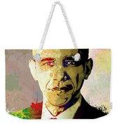 Barrack Obama Weekender Tote Bag