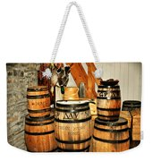Barrels  Weekender Tote Bag by Marty Koch