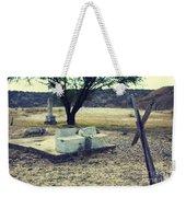 Barren Weekender Tote Bag