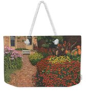 Barrington Court Gardens Somerset Weekender Tote Bag
