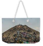 Barrio In Lima Weekender Tote Bag