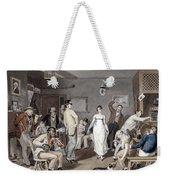Barroom Dancing, C1820 Weekender Tote Bag