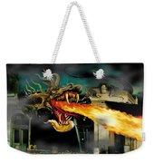 Barton The Mutant Salamander Weekender Tote Bag