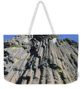 M-a5607-basalt Columns On Pilot Rock Weekender Tote Bag