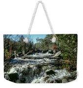 Base Of Ragged Falls Weekender Tote Bag