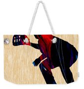 Baseball Catcher Weekender Tote Bag