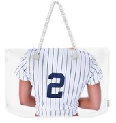 Baseball Girl 2 Weekender Tote Bag
