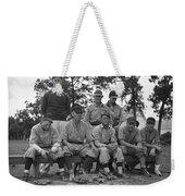 Baseball Team, 1938 Weekender Tote Bag