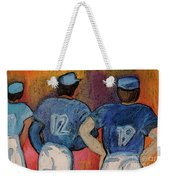 Baseball Team By Jrr  Weekender Tote Bag