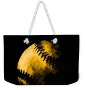 Baseball The American Pastime Weekender Tote Bag