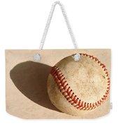Baseball With Shadow Weekender Tote Bag