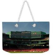 Baseballs Hollowed Ground Weekender Tote Bag